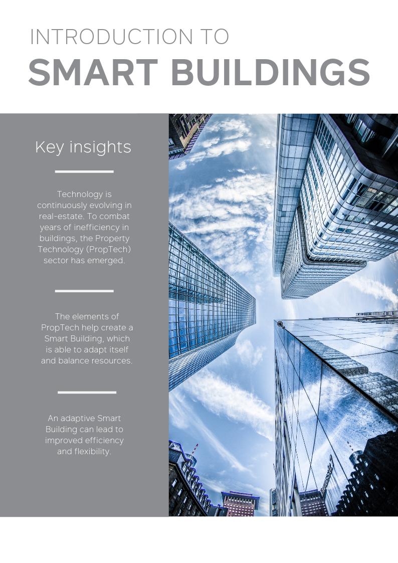 Measuremen Whitepaper - Introduction to Smart Buildings